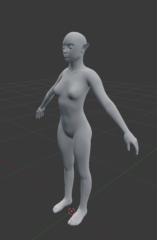 blog Habrador com: How to make a stylized game character in