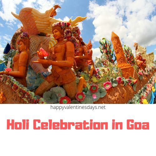 Holi Celebration in Goa