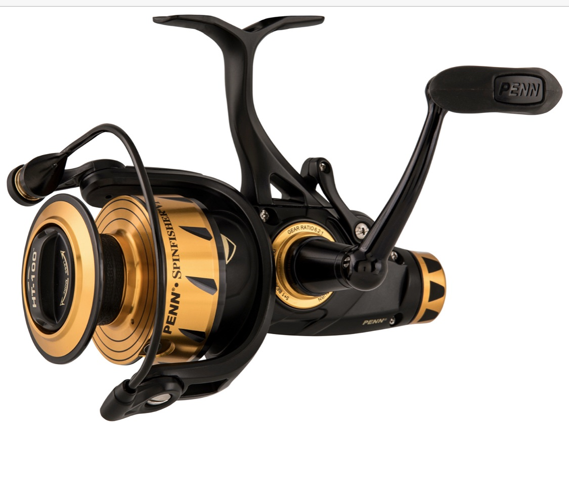 Reel Penn Spinfisher VI with Live Liner
