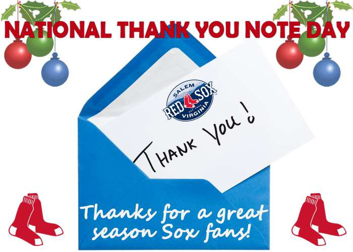 National Thank You Note Day Wishes pics free download