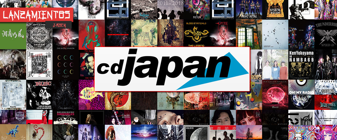 LANZAMIENTOS J-ROCK JUNIO 2018 | CD JAPAN