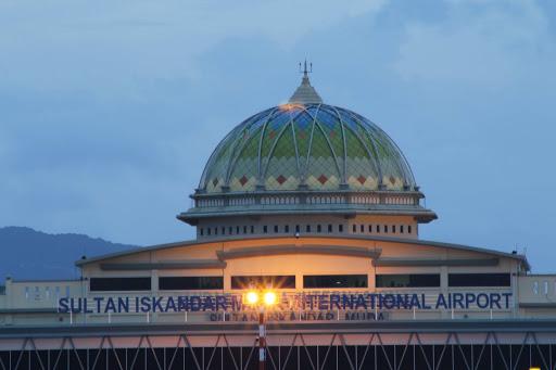 Transportasi Dari Bandara Sultan Iskandar Muda
