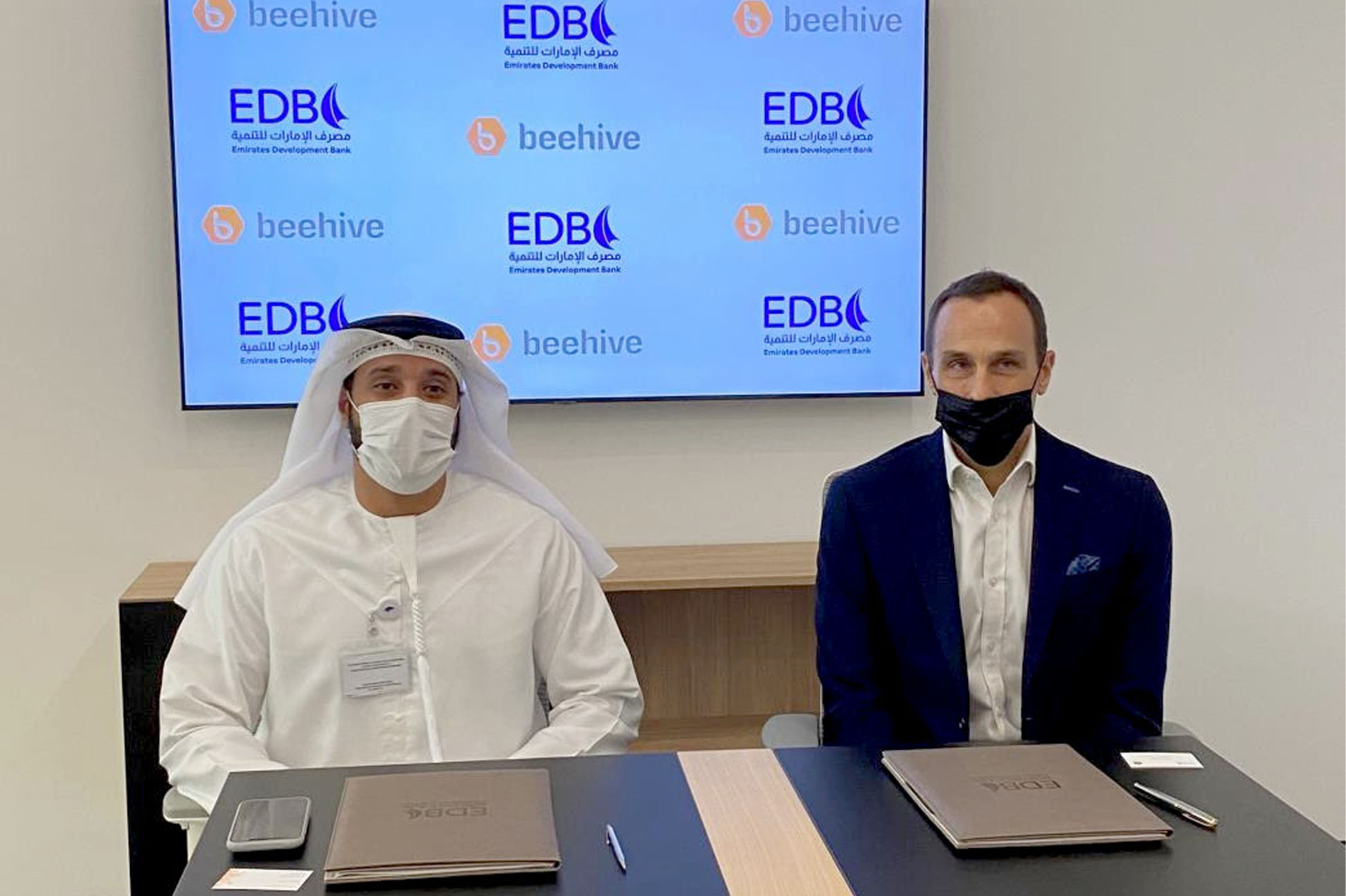 EDB expands funding options for SMEs with Beehive agreement