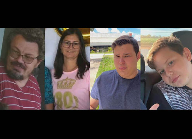 Família que Lazaro Barbosa matou