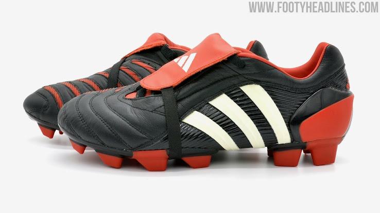 Humillar educación Consejo  Adidas Predator Pulse II 2005 Boots - Tech Info, Colorways, Players - Footy  Headlines
