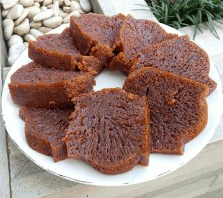 Resep Bolu Sarang Semut Cake Caramel Resep Masakan