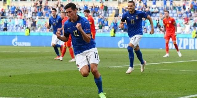 Τρία στα τρία για την Ιταλία και πάει φουριόζα στους «16»!