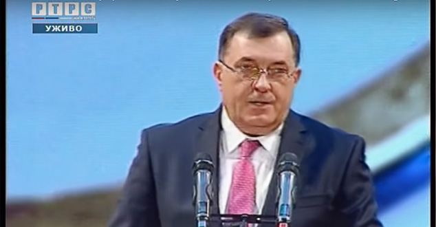"Милорад Додик уживо признао тзв., ""Косово""! (ВИДЕО)"