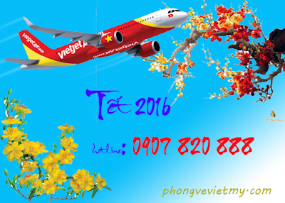 Vé máy bay Tết  2016 đi Huế giá rẻ