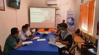 Tingkatkan Layanan BM LPG, Pelabuhan Tanjungpandan Operasikan Pompa Dorong