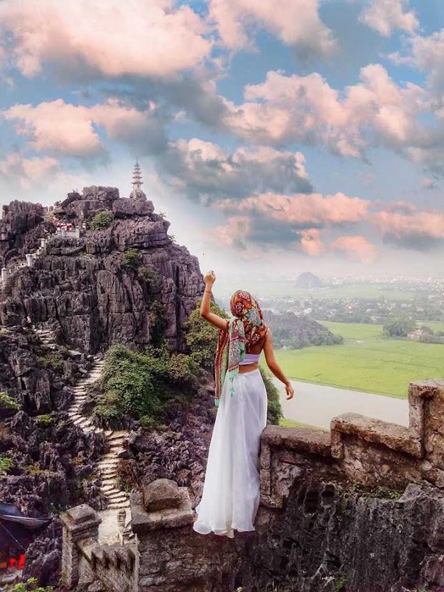 A series of ravishing landscapes in Ninh Binh
