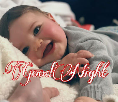 cute baby good night image pics Download hd Download
