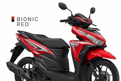 All New Honda Vario Techno 150 eSP