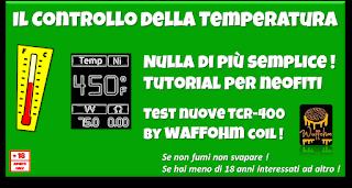 tutorial controllo della temperatura
