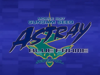 MSG SEED MSV ASTRAY Blue Subtitle Indonesia