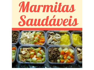 Marmitas saudaveis