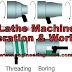 Lathe Machine Operation & Working