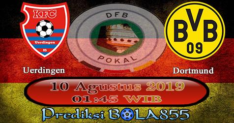 Prediksi Bola855 Uerdingen vs Dortmund 10 Agustus 2019
