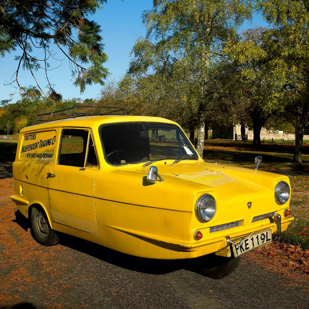 Photos Of 20 Wonderful Reliant Regal Cars Vintage Everyday