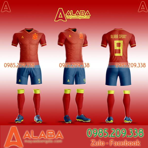 Áo đấu Tây Ban Nha