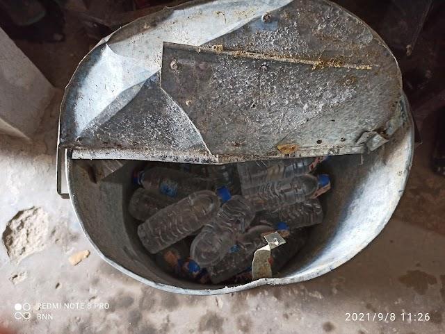 एक कार्टन नेपाली शराब के साथ प्रकाश सदा गिरफ्तार