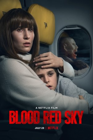 Download Blood Red Sky (2021) Dual Audio {English-German} Movie 480p | 720p BluRay 500MB | 950MB