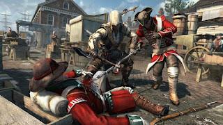 Assassin's Creed III (XBOX 360) 2012