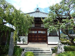 三徳殿:太田道灌廟堂
