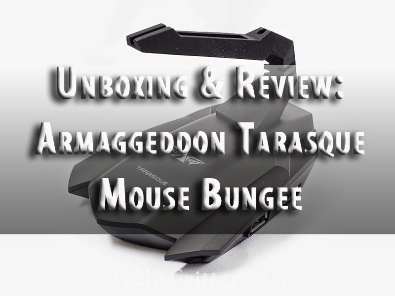 Unboxing & Review: Armaggeddon Tarasque Mouse Bungee 31