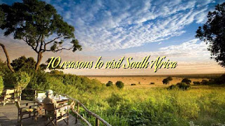 10 reasons to visit South Africa