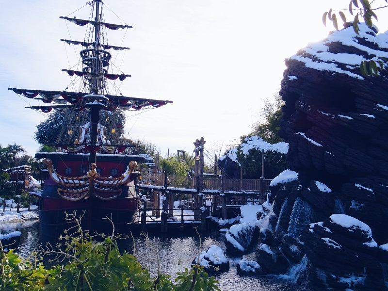 pirates disneyland paris