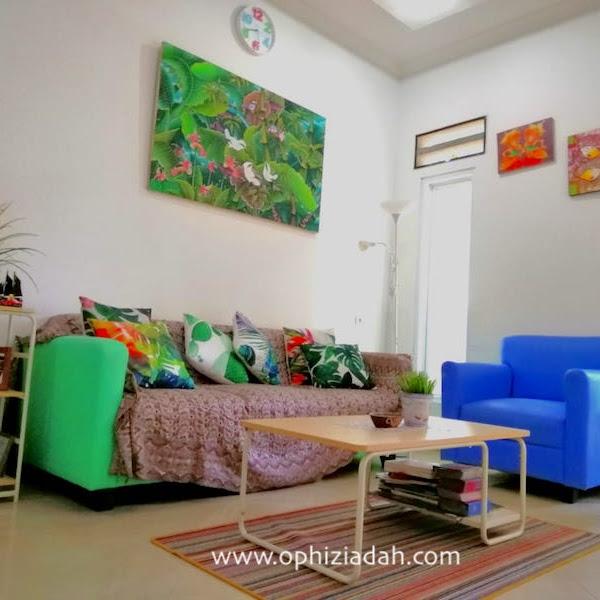 Inspirasi Rumah Minimalis Nan Lega, Ceria, Serta Bebas Rayap.