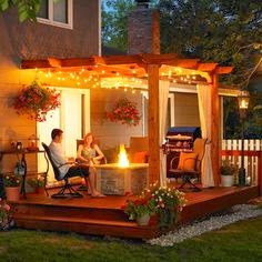 Great Patio Design Ideas Side and Backyard Decorating Ideas 28