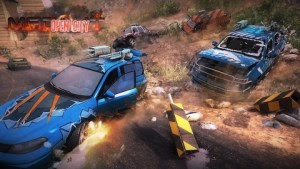MadOut Open City v7 MOD Apk Android (unlimited Money)
