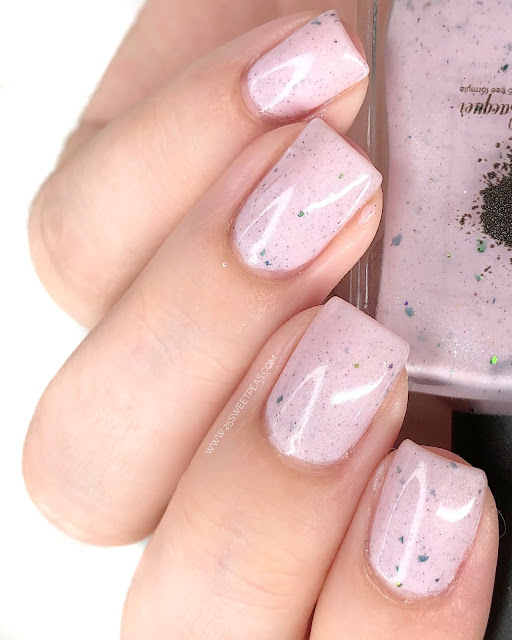 Baby Girl Lacquer 25 Sweetpeas