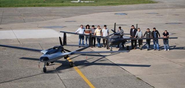 Bayraktar TB-1 uav drone