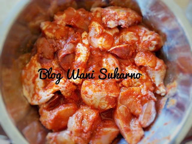 Resepi Rendang Ayam Kelantan Yang Mudah