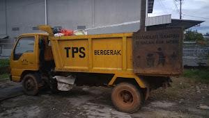 Miris, Aki Truk Operasional Pengangkutan Sampah Berjalan Milik Dinas Lingkungan Hidup Kabupaten Belitung di Curi