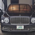 Photos:Warri Philanthropist and oil magnate Chief Kenneth drives Rolls Royce that estimated by car enthusiasts/buffs  to cost between 300m to 400m