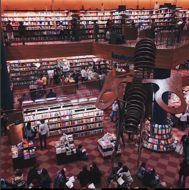 Livraria Cultura no Conjunto Nacional