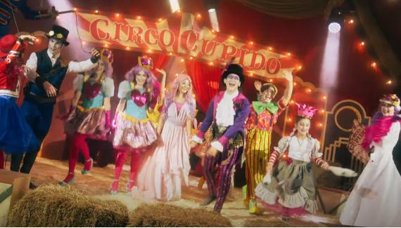 Cupido: terceiro clipe da 2 temporada de Club 57