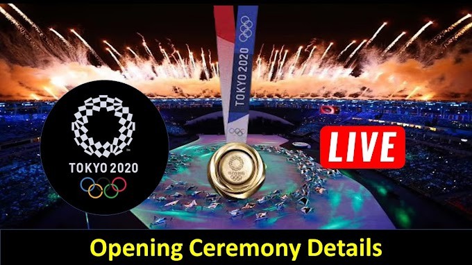 Tokyo Olympics 2021 Opening Ceremony Details: Live Streaming, TV Channels, Date, Timing, Venue, & Performers