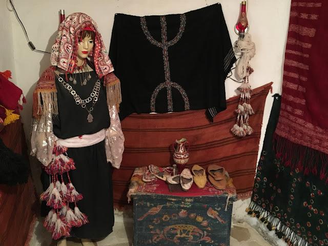 المتحف الأمازيغي تامزرط تونس