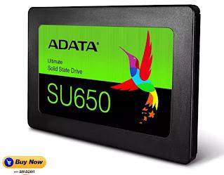 ADATA ultimate SU650 Internal SSD: Best Internal SSD in India
