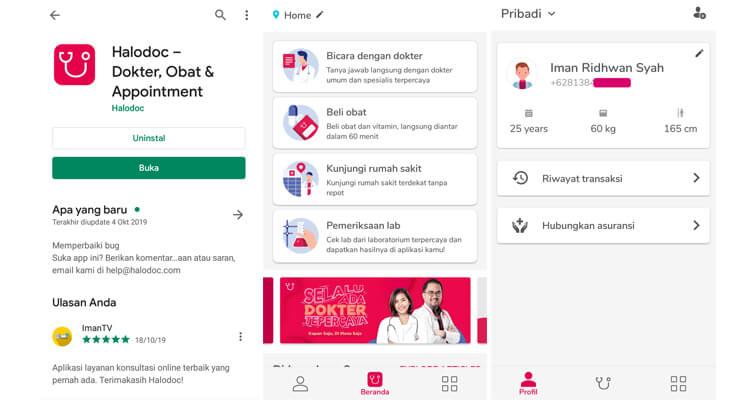 Cara Download Aplikasi Halodoc Konsultasi Dokter Terbaru