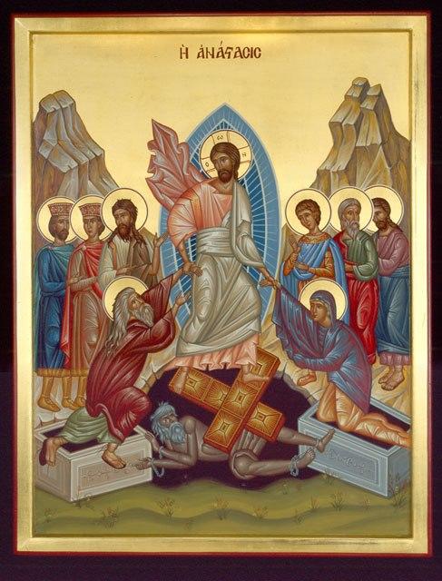 Λειμώνας: Ἀνέστη Χριστός, Ἡ δοκιμασία τοῦ λογικοῦ. Φώτης Κόντογλου