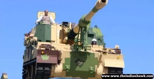 K9 Vajra Mobile Artillery Systems