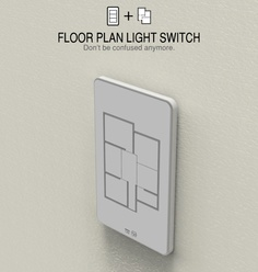 Decor lust july 2013 - Floor plan light switch ...