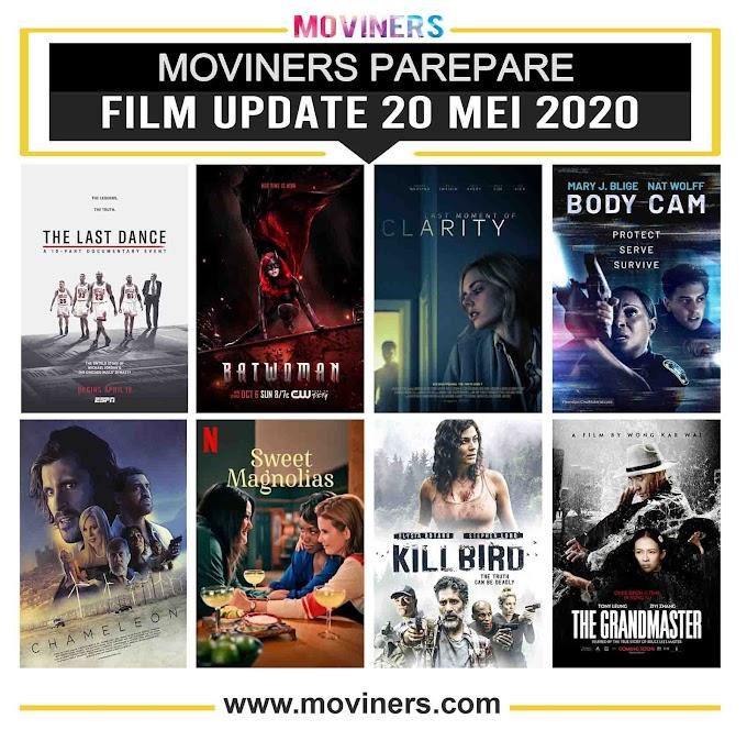 FILM UPDATE 20 MEI 2020
