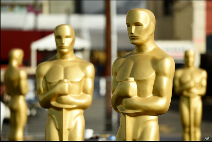 La premiación de los Oscar no logró escaparse de la pandemia y será transmitida en vivo desde varios lugares / AP